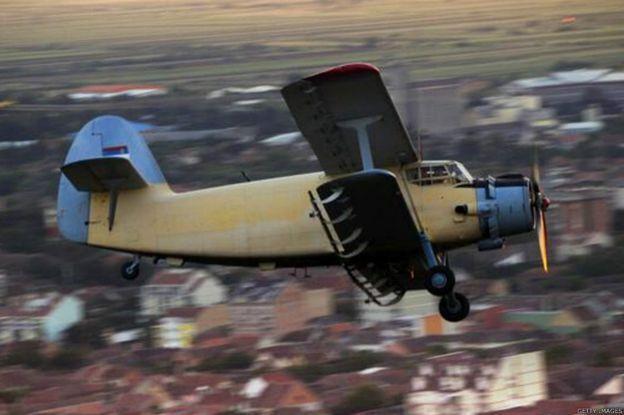 История появления первого украинского самолета Олега Антонова